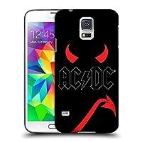 オフィシャル AC/DC ACDC ホーン&テイル アイコニック ハードバックケース Samsung Galaxy S5 / S5 Neo
