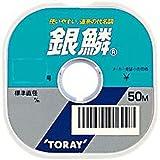 東レ(TORAY) ライン 銀鱗 50m 0.8号 ナチュラル