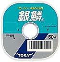 東レ(TORAY) ナイロンライン 銀鱗 50m 3号 ナチュラル