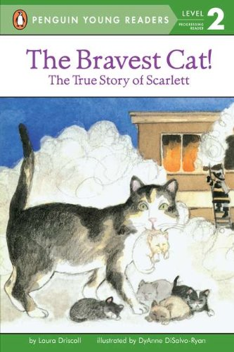 The Bravest Cat! (Penguin Young Readers, Level 2)の詳細を見る