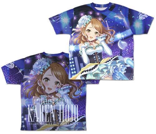 アイドルマスター シンデレラガールズ 煌めきのひととき 北条加蓮 両面フルグラフィックTシャツMサイズ