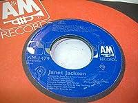 "JANET JACKSON 45 RPM Alright (7"" Remix) / (7"" R&B Mix)"