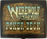Werewolf Poker Deck: The Wild West (Werewolf - the Apocalypse)