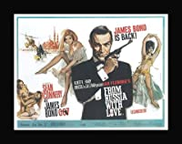 JAMES BOND (OFFICIAL) - From Russia With Love Mini Poster - 30x40cm