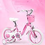 Duwen子供の自転車子供の自転車Girl 2 – 3 - 4 , – , 7 , – 8-9 – 10年古い赤ちゃんペダル自転車子ガールズベビーCarriage