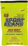 Jelly Belly ジェリー ベリー スポーツ ビーンズ レモン ライム 栄養たっぷりなジェリービーン 28.3g (1オンス) 袋 (24個入り)