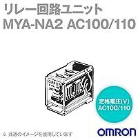 オムロン(OMRON) MYA-NA2 AC100/110 (有接点アナンシェータ) NN