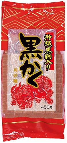 上野砂糖『沖縄黒糖入り 黒かく』