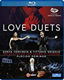 愛の二重唱 / ソーニャ・ヨンチェヴァ&ヴィットリオ・グリゴーロ (Love Duets / Sonya Yoncheva & Vittorio Grigolo) [Blu-ray] [Import] [Live] [日本語帯・解説付]