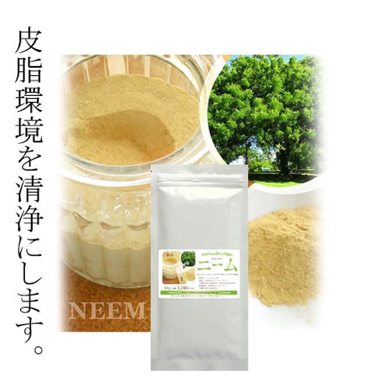 屈辱する崩壊胚芽ニームパック [ Neem Pack ] 80g