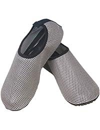 ユニセックス柔軟なBarefoot Water Skin Shoes Aqua Socks for Beach Swim Surfヨガ練習