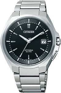 [シチズン]CITIZEN 腕時計 ATTESA アテッサ Eco-Drive エコ・ドライブ 電波時計 ATD53-3052 メンズ