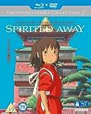Spirited Away ( Sen to Chihiro no Kamikakushi ) (Blu-Ray & DVD Combo) [ NON-USA FORMAT, Blu-Ray, Reg.B Import - United Kingdom ]