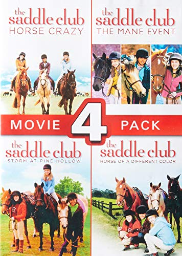 Saddle Club 4 Pack [DVD] [Import]