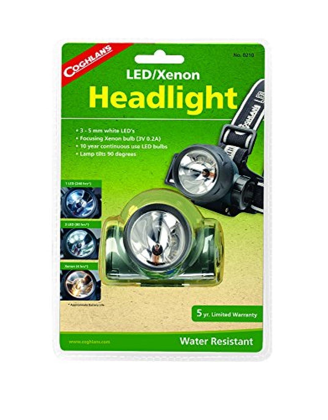 有毒なテクスチャー宗教Coghlan's L.E.D./Xenon Headlight by Coghlan's