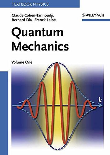 Download Quantum Mechanics, Volume 1 047116433X