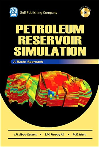 Download Petroleum Reservoir Simulations 0976511363
