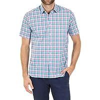 Blazer Men's John Short Sleeve Check Shirt