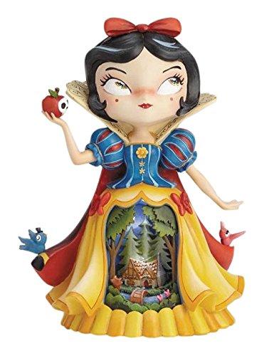 ディズニー 白雪姫 スノーホワイト 白雪姫 ミス・ミンディ スタチュー