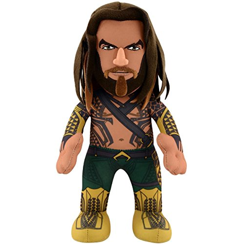Bleacher Creatures DC Batman vs Superman AquaMan Plush Figure, 10' [병행수입품]-