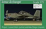 クロコ 1/72 IOMAX アークエンジェル 試作軽攻撃機 レジンキット CROA72008