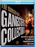 Warner Bros. - Gangsters Collection (4 Blu-Ray) [Italian Edition]