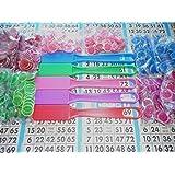 コンボパック – 10バッグ磁気Bingo Chips ( 100 ct各) + 5 Bingo Wands