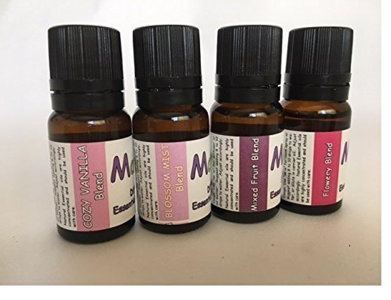 トレイル避けられないたぶんAroma Diffuser essential oil blends- SCENTS FOR HER kit- 100% pure oil [並行輸入品]
