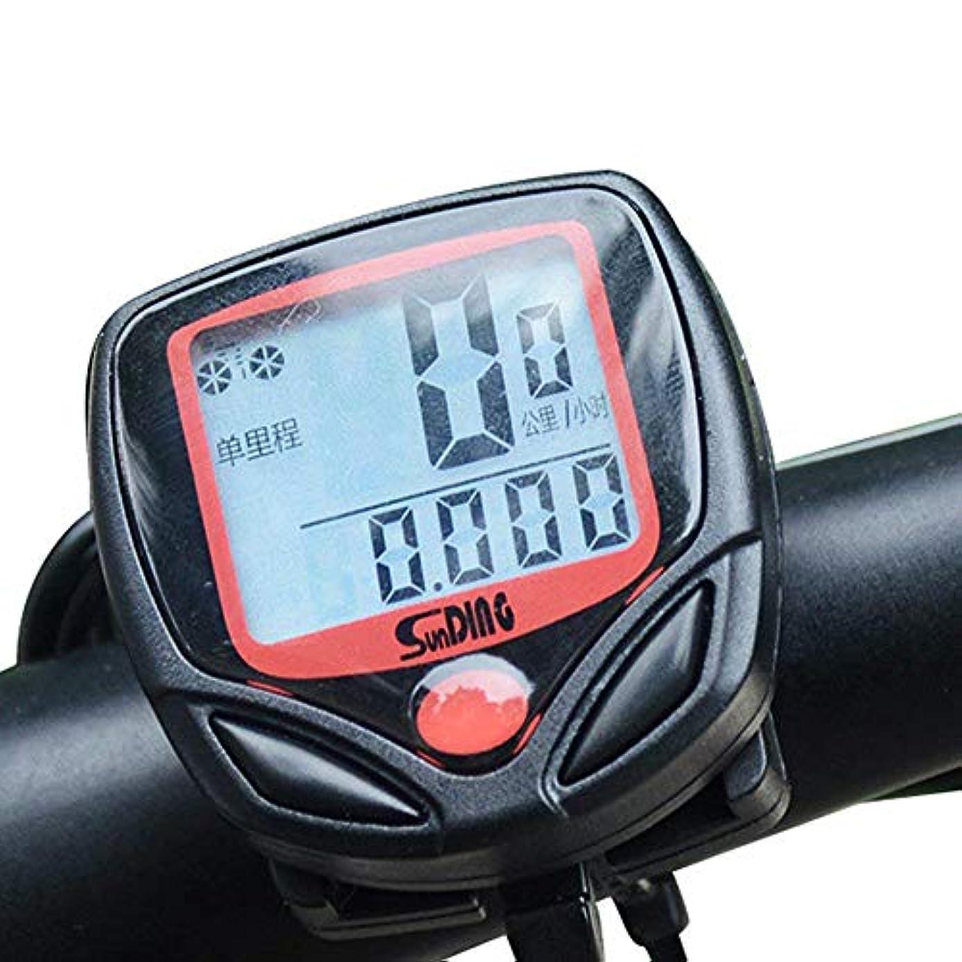 弓特性から聞くAmyou 自転車スピードメーター防水ワイヤレス自転車バイクコンピュータとサイクリング走行距離計多機能LCDバックライトディスプレイ