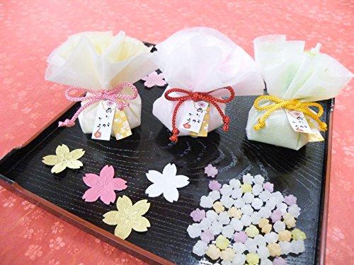 花*こんぺいとう 3色セット 天然色素金平糖20g