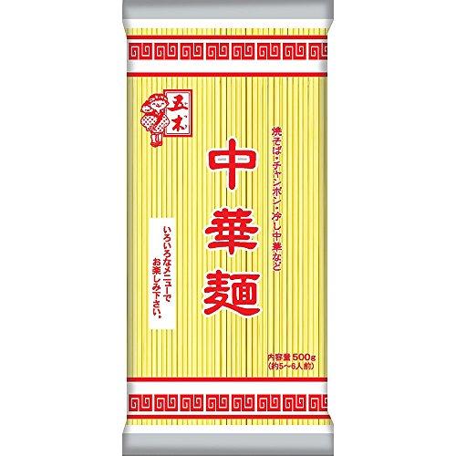 五木 業務用中華麺 500g
