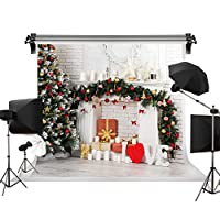 クリスマス ボケ 背景 サンタ背景 写真スタジオ小道具