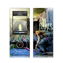 Music Skins iPod nano 5th(第5世代)用フィルム In Flames – A Sense Of Purpose iPod nano 5th(第5世代) MSRKIPN50158