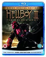 Hellboy 2: The Golden Army 北米版
