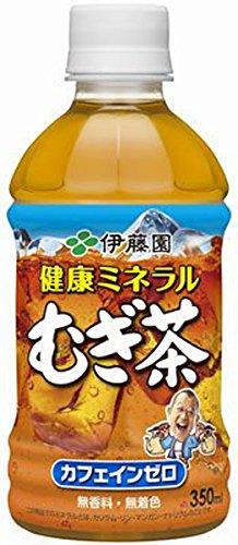 健康ミネラルむぎ茶 350ml ×24本