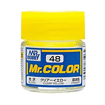 Mr.カラー C48 クリアー イエロー