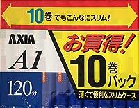 富士写真フイルム オーディオテープ ノーマル10本入 AS1SB 120X10P