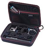 Smatree SmaCase G260sl大型カメラケース(10.6×8.3×2.8) GOPRO HERO,HERO4,HERO3+,HERO3,HERO2,アクセサリー対応 高密度エクセレントカットのEVAフォーム キャリングケース 旅行...