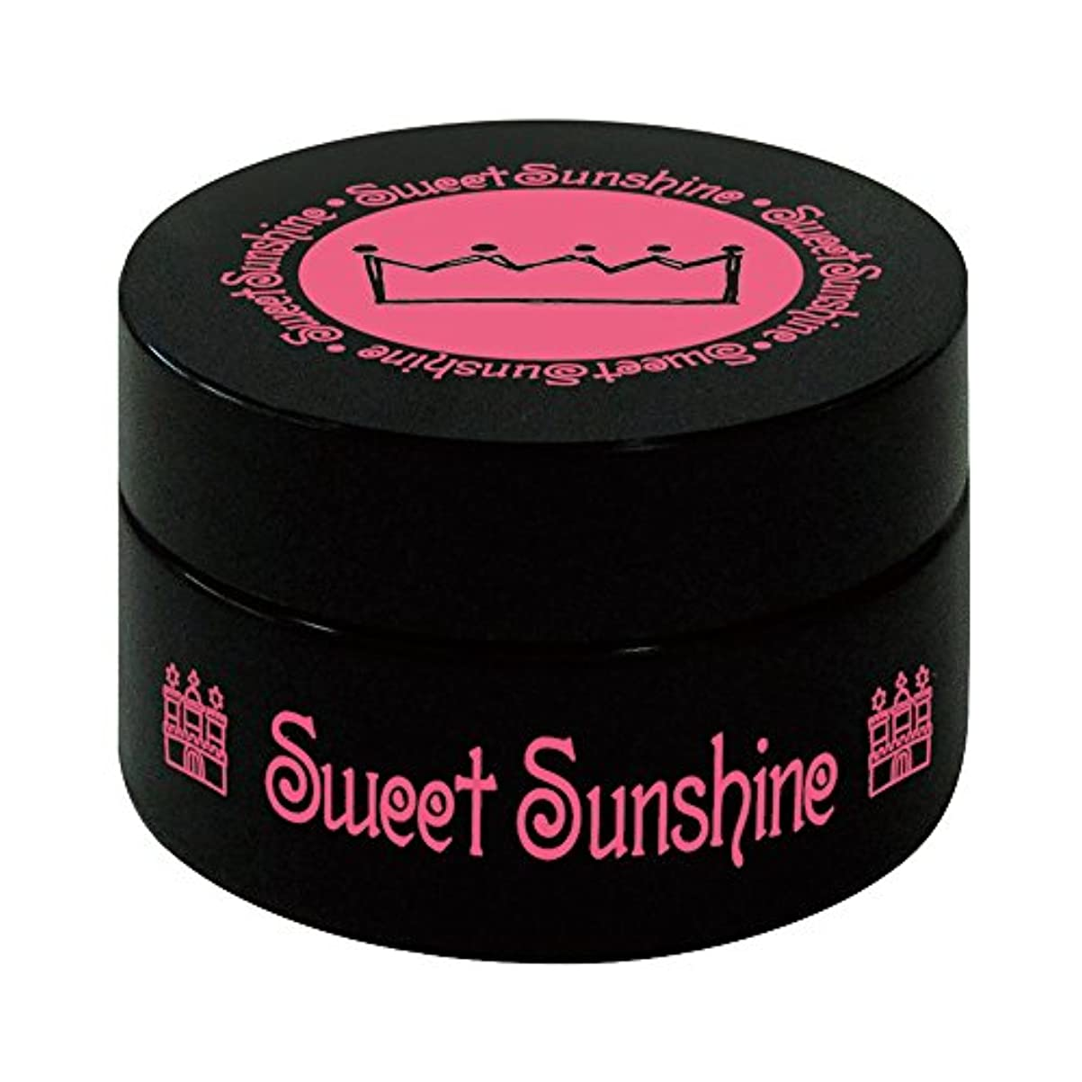 証人宇宙の中古最速硬化LED対応 Sweet Sunshine スィート サンシャイン カラージェル SC-5 4g サンシャインビーチレッド