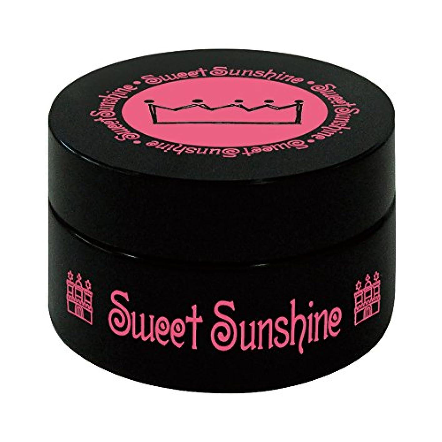 知覚するしたいにじみ出る最速硬化LED対応 Sweet Sunshine カラージェル 4g SC-141 ターコイズ