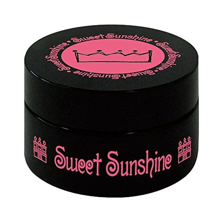 財政不機嫌そうな改修Sweet Sunshine カラージェル 4g MON-20 ホワイトゴールド グリッター UV/LED対応