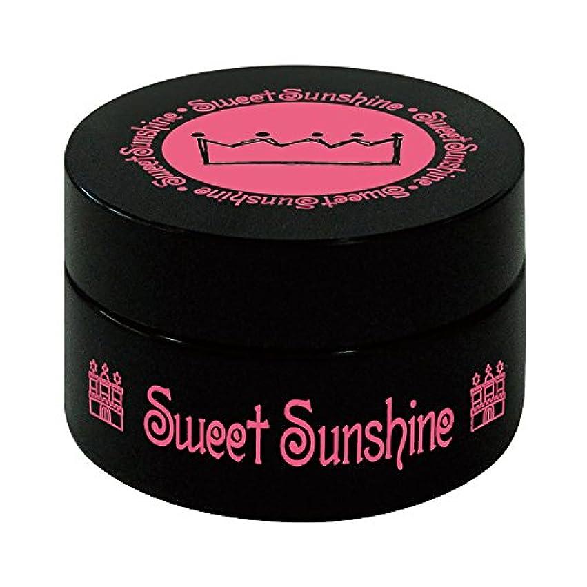 雨のアダルト報酬の最速硬化LED対応 Sweet Sunshine カラージェル 4g SC-141 ターコイズ