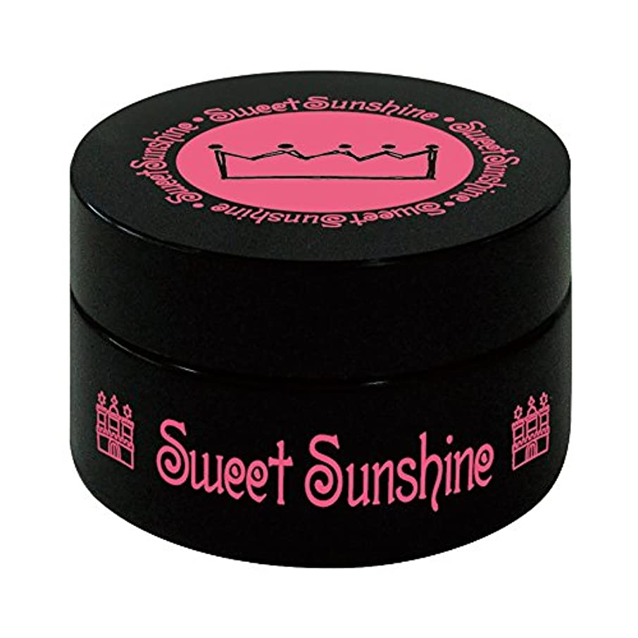 虚偽母音不名誉なSweet Sunshine カラージェル 4g SC-112 マスタード マット UV/LED対応