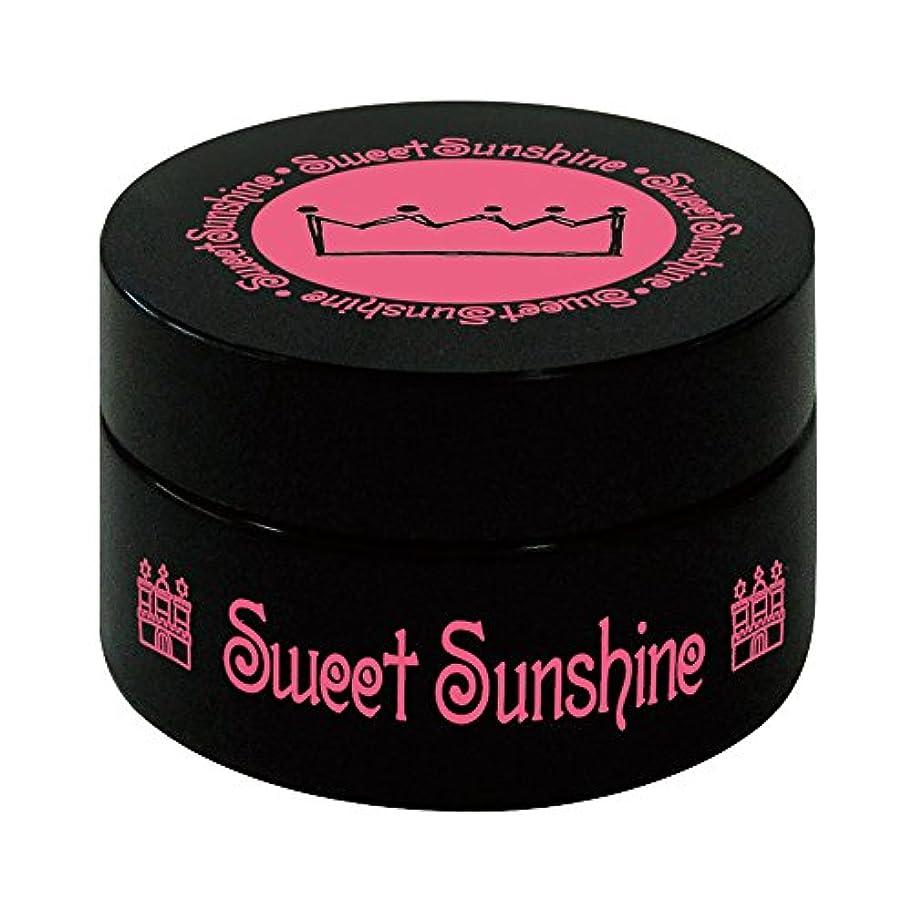 抑制するいたずら棚Sweet Sunshine カラージェル 4g SC-112 マスタード マット UV/LED対応