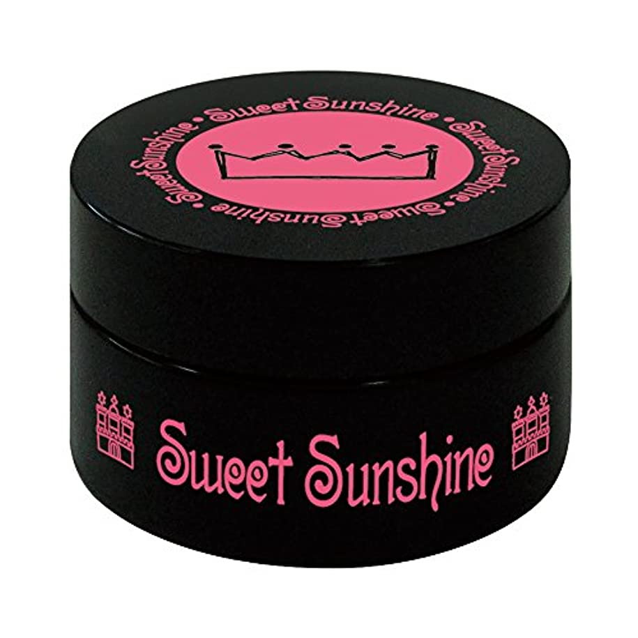 ホストピルファー三Sweet Sunshine カラージェル 4g MON- 9 チェリーポップ パール UV/LED対応
