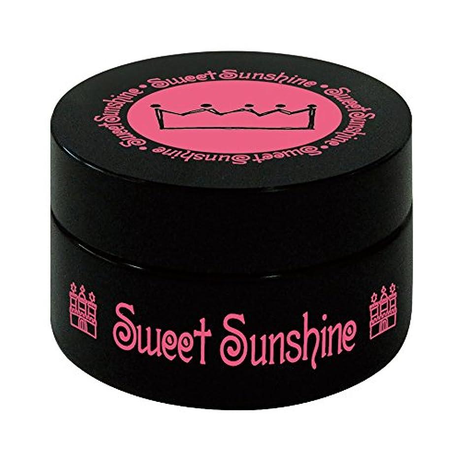 暫定の聡明免疫Sweet Sunshine カラージェル 4g MON-11 グラデーションホワイト マット UV/LED対応