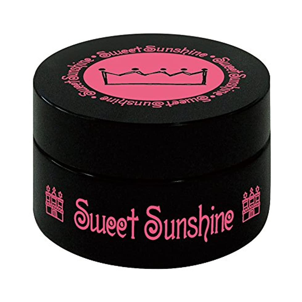Sweet Sunshine カラージェル 4g FSC- 8 ピンクシェルオーガンジー シアー UV/LED対応