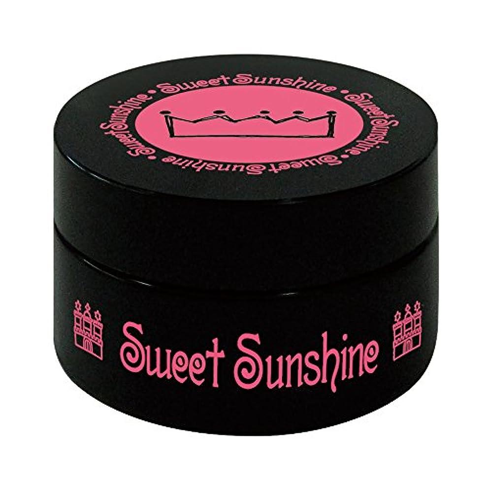 付与バーストプロトタイプSweet Sunshine カラージェル 4g FSC- 6 ピュアナチュラル シアー UV/LED対応