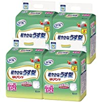 【ケース販売】リフレ はくパンツ 軽やかなうす型 Sサイズ 24枚×4個 【ADL区分:一人で歩ける方】