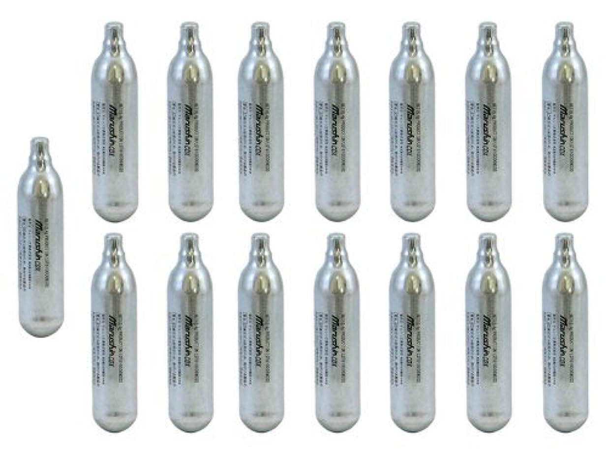 オフセット接地アスリートマルシン CDXカートリッジ 12g缶 - 15本セット 5本×3箱=180g -